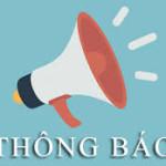 Thông báo Danh sách điểm khảo sát năng lực tuyển sinh vào lớp 6 trường THCS Nguyễn Hiền năm học 2021-2022